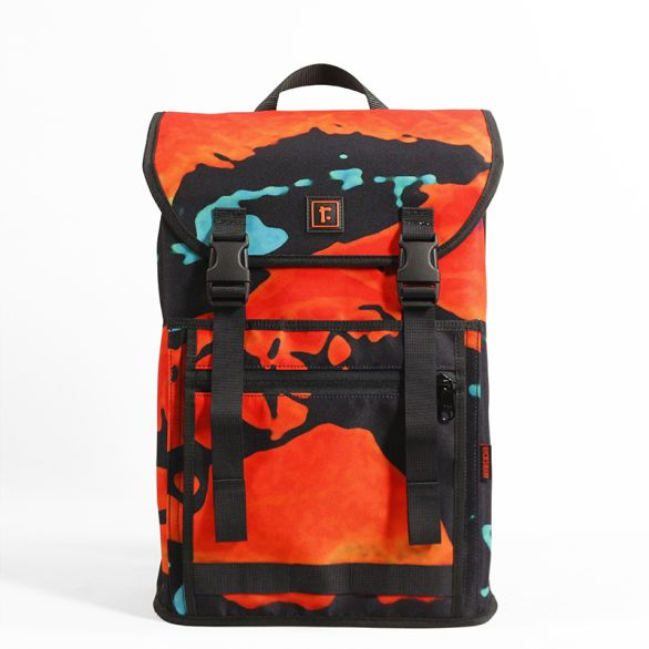 "Sutro Backpack | Spencer Dwight ""Tangerine Goddess"""