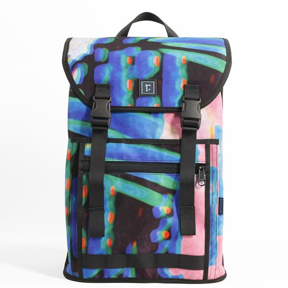 "Sutro Backpack | Spencer Dwight ""Pink Melon"""
