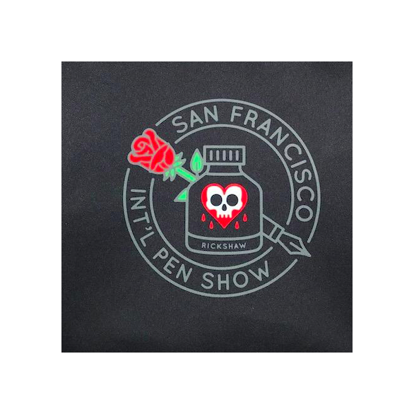 SF Pen Show 2018 @iamdoom Grocery Tote