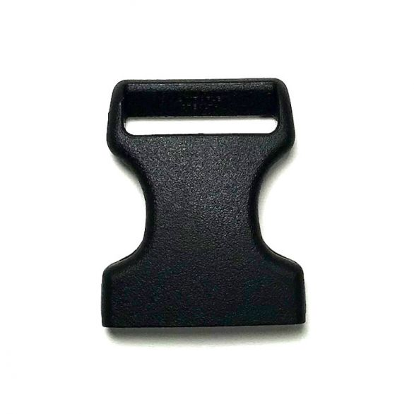 Side Squeeze Buckle Female 1-Inch