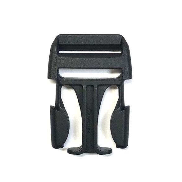 Side Squeeze Buckle Male 1-Inch