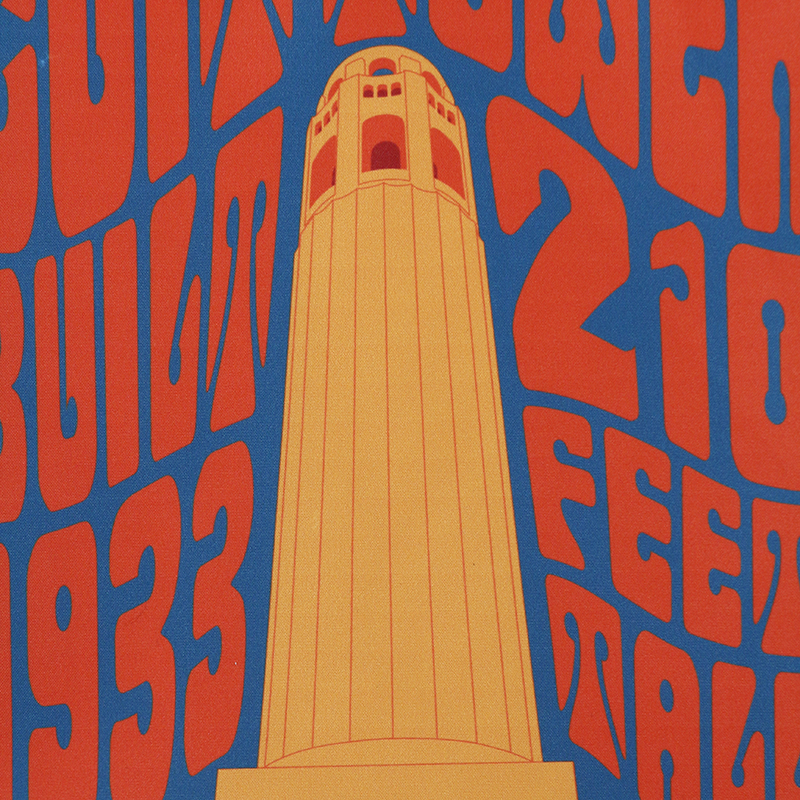 Groovy Frisco: Coit Tower