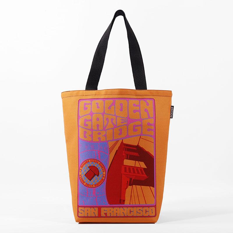 Groovy Frisco: Golden Gate