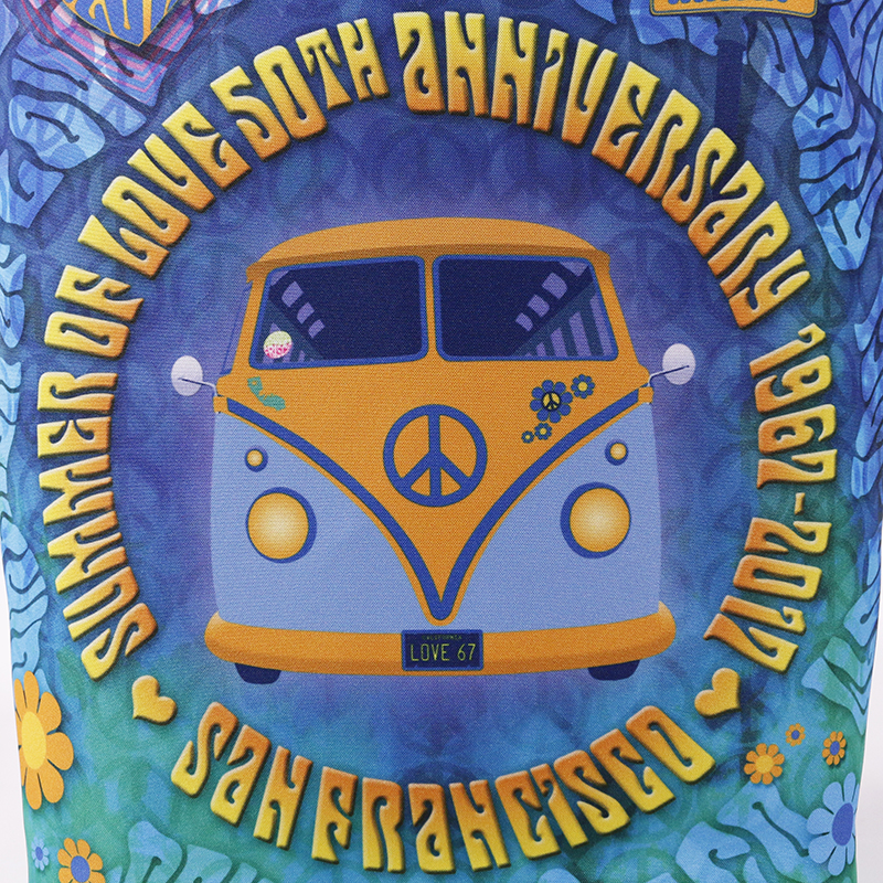 Groovy Frisco: Summer of Love