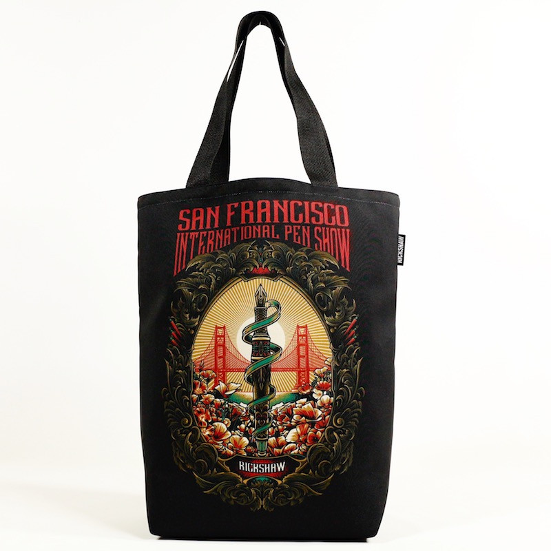 SF Pen Show 2019 @bodilpunk Grocery Tote