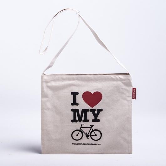 Musette I Heart My Bike