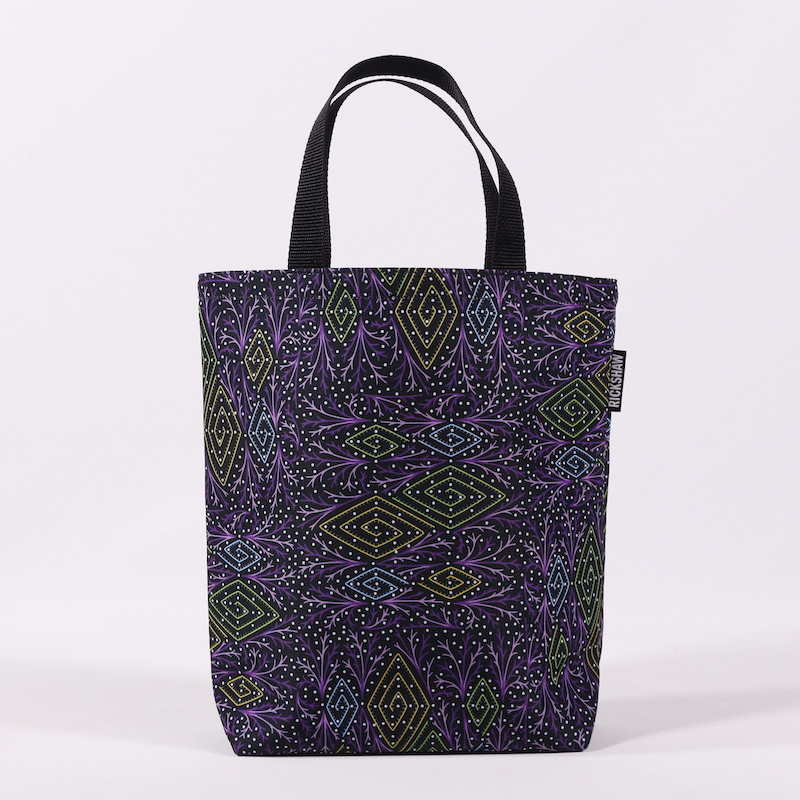 Festively Diamonds Mini Tote