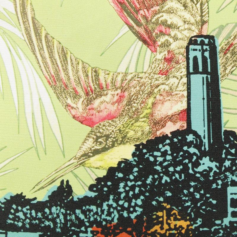 Jennifer Clifford: Coit Tower Bird