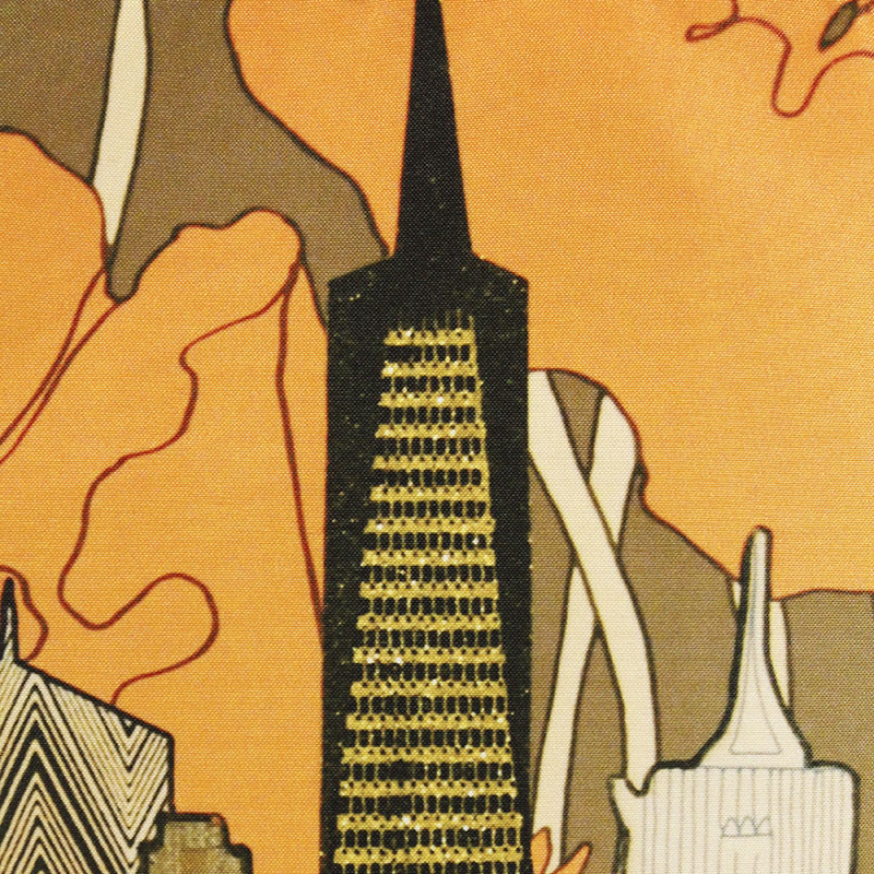 Jennifer Clifford: SF Skyline Poppy