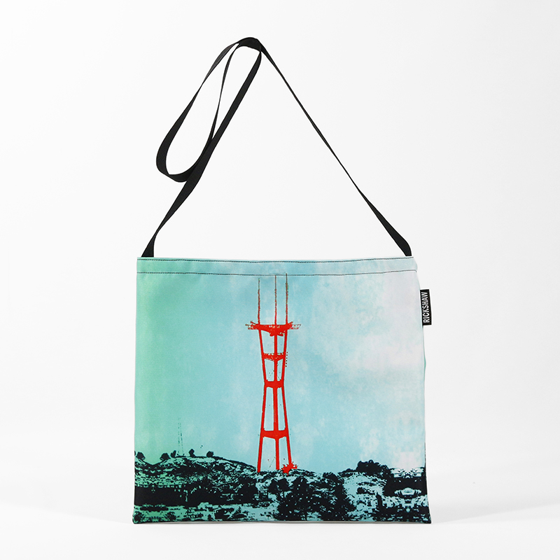 Jennifer Clifford: Sutro Tower Turquoise