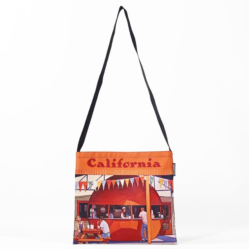 Dennis Ziemienski: California Orange