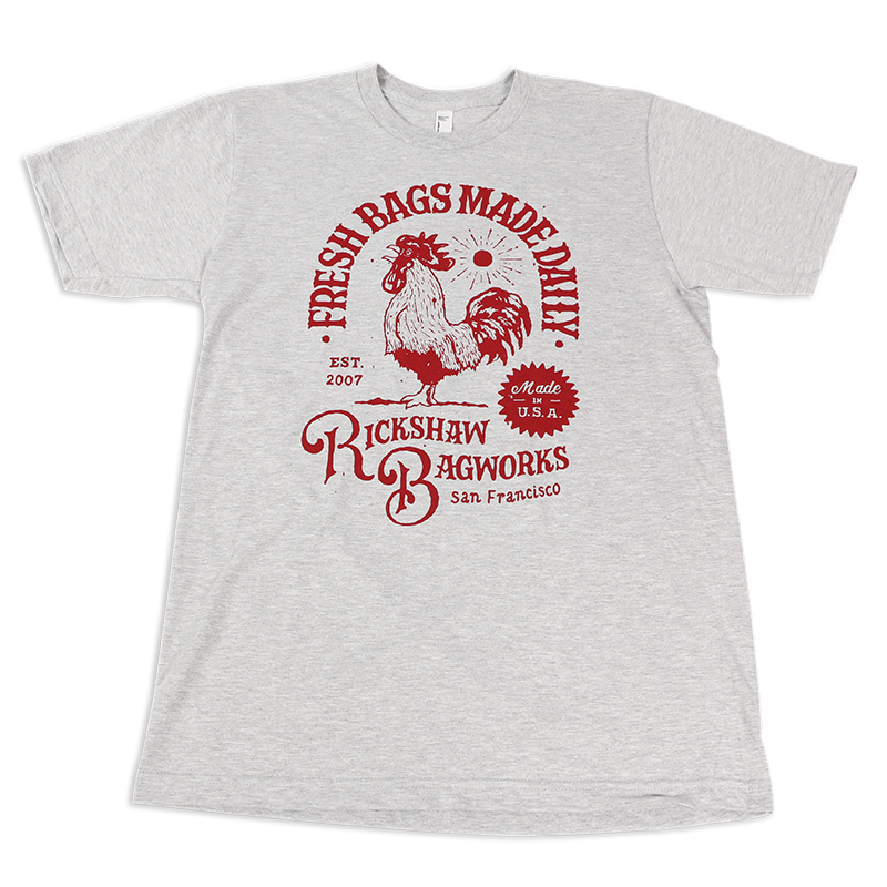 Rooster     Short Sleeve Shirt