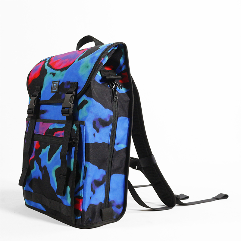 """Sutro Backpack   Spencer Dwight """"Sunset Wave"""""""