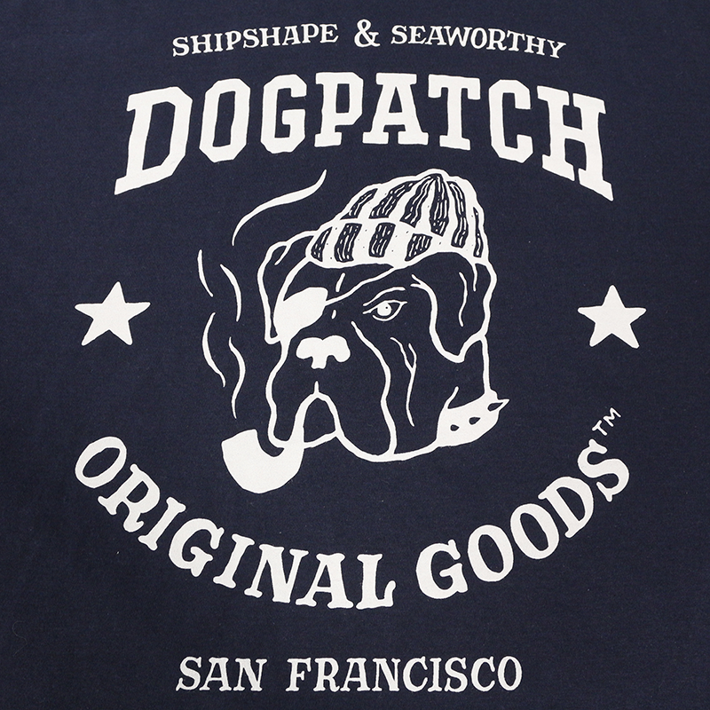 Smoking Dog    Short Sleeve Shirt