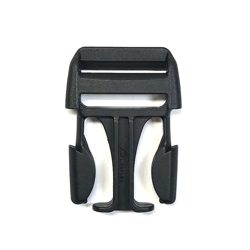Side Squeeze Buckle Male 1""