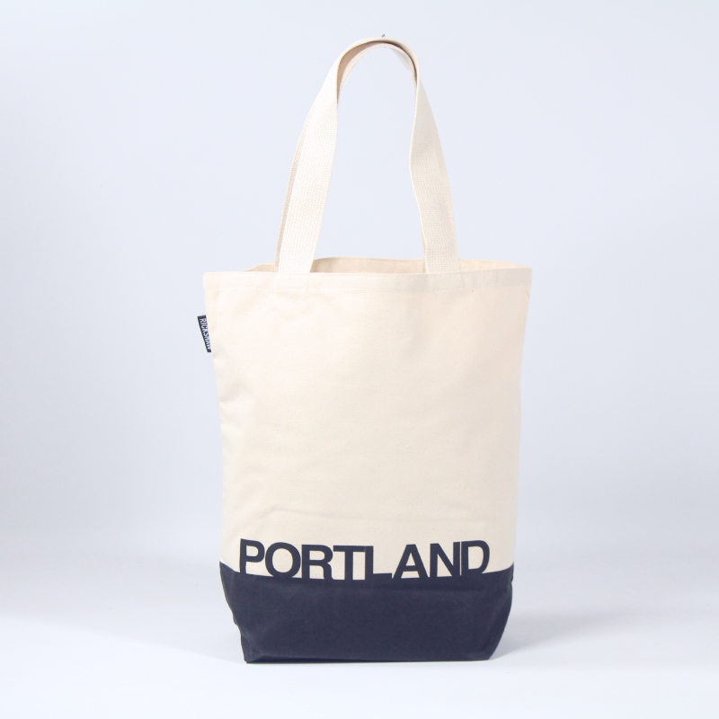 Portland Steel Bridge Grocery Tote