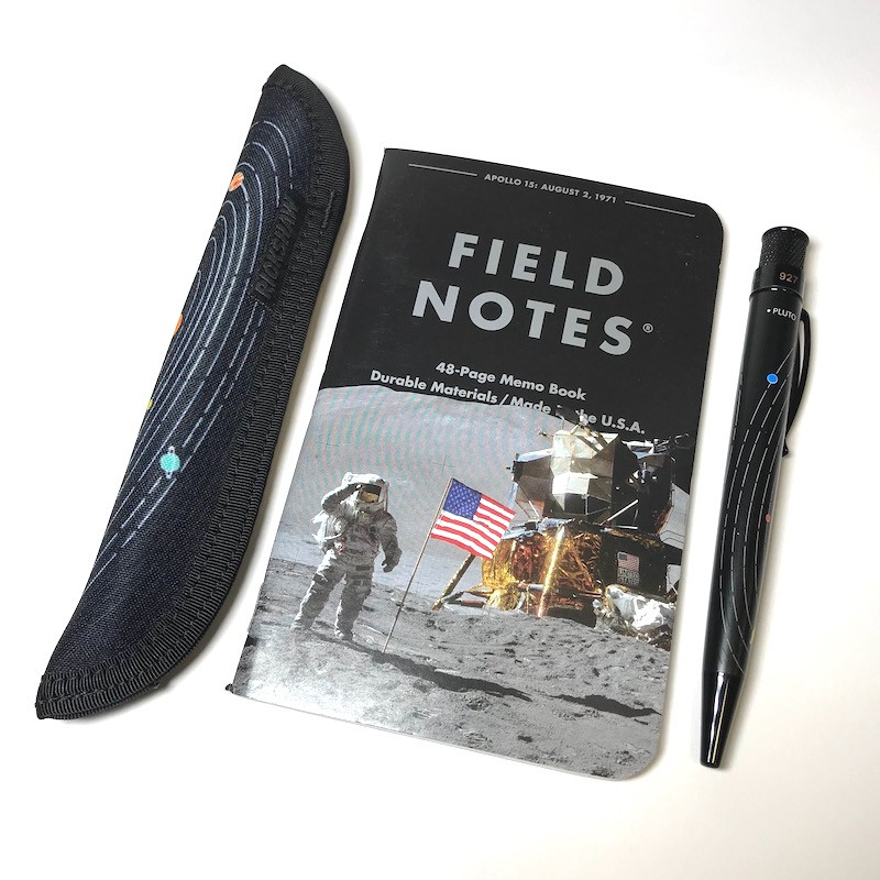 """The System"" Solo Pen Sleeve"